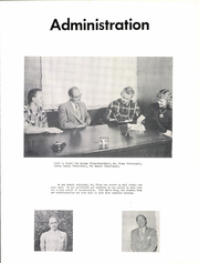 Page 7, 1953 Edition, Brethren High School - Element of Style Yearbook (Paramount, CA) online yearbook collection