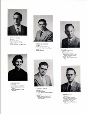 Page 12, 1954 Edition, Brethren High School - Element of Style Yearbook (Paramount, CA) online yearbook collection