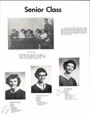Page 14, 1954 Edition, Brethren High School - Element of Style Yearbook (Paramount, CA) online yearbook collection
