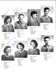 Page 16, 1954 Edition, Brethren High School - Element of Style Yearbook (Paramount, CA) online yearbook collection