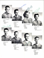 Page 17, 1954 Edition, Brethren High School - Element of Style Yearbook (Paramount, CA) online yearbook collection