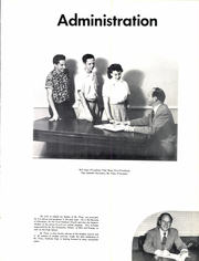 Page 9, 1954 Edition, Brethren High School - Element of Style Yearbook (Paramount, CA) online yearbook collection