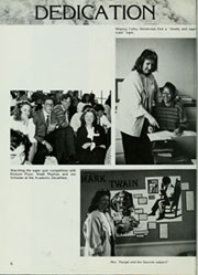Page 10, 1988 Edition, Brethren High School - Element of Style Yearbook (Paramount, CA) online yearbook collection