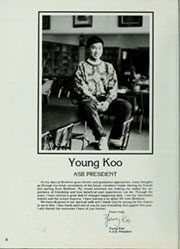 Page 12, 1988 Edition, Brethren High School - Element of Style Yearbook (Paramount, CA) online yearbook collection