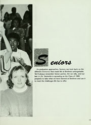 Page 15, 1988 Edition, Brethren High School - Element of Style Yearbook (Paramount, CA) online yearbook collection