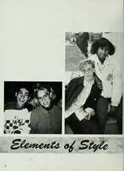 Page 6, 1988 Edition, Brethren High School - Element of Style Yearbook (Paramount, CA) online yearbook collection