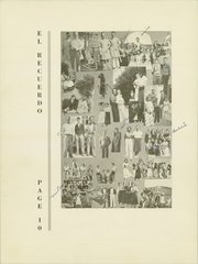 Page 14, 1934 Edition, Grossmont High School - El Recuerdo Yearbook (El Cajon, CA) online yearbook collection