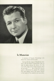 Page 8, 1940 Edition, Grossmont High School - El Recuerdo Yearbook (El Cajon, CA) online yearbook collection