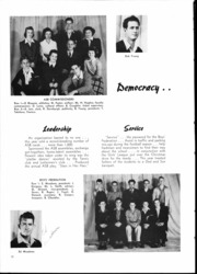Page 12, 1942 Edition, Grossmont High School - El Recuerdo Yearbook (El Cajon, CA) online yearbook collection