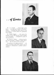 Page 7, 1942 Edition, Grossmont High School - El Recuerdo Yearbook (El Cajon, CA) online yearbook collection