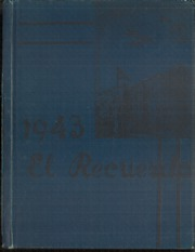 Grossmont High School - El Recuerdo Yearbook (El Cajon, CA) online yearbook collection, 1943 Edition, Page 1