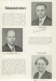 Page 11, 1944 Edition, Grossmont High School - El Recuerdo Yearbook (El Cajon, CA) online yearbook collection