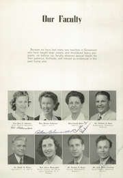 Page 12, 1944 Edition, Grossmont High School - El Recuerdo Yearbook (El Cajon, CA) online yearbook collection