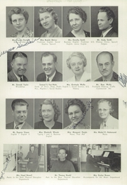 Page 15, 1944 Edition, Grossmont High School - El Recuerdo Yearbook (El Cajon, CA) online yearbook collection