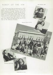 Page 75, 1946 Edition, Grossmont High School - El Recuerdo Yearbook (El Cajon, CA) online yearbook collection