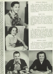 Page 16, 1947 Edition, Grossmont High School - El Recuerdo Yearbook (El Cajon, CA) online yearbook collection