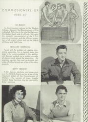 Page 17, 1947 Edition, Grossmont High School - El Recuerdo Yearbook (El Cajon, CA) online yearbook collection