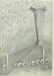 Page 5, 1947 Edition, Grossmont High School - El Recuerdo Yearbook (El Cajon, CA) online yearbook collection