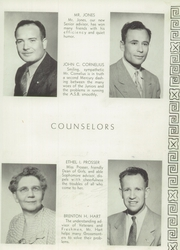 Page 9, 1947 Edition, Grossmont High School - El Recuerdo Yearbook (El Cajon, CA) online yearbook collection