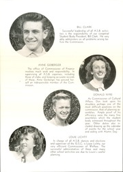 Page 16, 1948 Edition, Grossmont High School - El Recuerdo Yearbook (El Cajon, CA) online yearbook collection