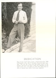 Page 6, 1948 Edition, Grossmont High School - El Recuerdo Yearbook (El Cajon, CA) online yearbook collection