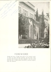 Page 7, 1948 Edition, Grossmont High School - El Recuerdo Yearbook (El Cajon, CA) online yearbook collection