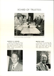 Page 10, 1949 Edition, Grossmont High School - El Recuerdo Yearbook (El Cajon, CA) online yearbook collection