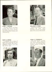 Page 11, 1949 Edition, Grossmont High School - El Recuerdo Yearbook (El Cajon, CA) online yearbook collection