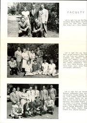 Page 12, 1949 Edition, Grossmont High School - El Recuerdo Yearbook (El Cajon, CA) online yearbook collection