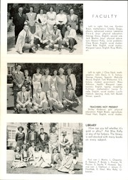 Page 14, 1949 Edition, Grossmont High School - El Recuerdo Yearbook (El Cajon, CA) online yearbook collection