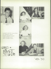 Page 16, 1950 Edition, Grossmont High School - El Recuerdo Yearbook (El Cajon, CA) online yearbook collection
