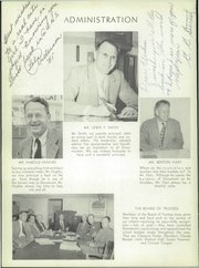 Page 8, 1950 Edition, Grossmont High School - El Recuerdo Yearbook (El Cajon, CA) online yearbook collection