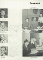 Page 14, 1953 Edition, Grossmont High School - El Recuerdo Yearbook (El Cajon, CA) online yearbook collection