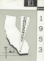 Page 5, 1953 Edition, Grossmont High School - El Recuerdo Yearbook (El Cajon, CA) online yearbook collection
