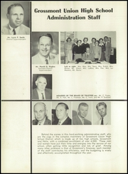 Page 10, 1954 Edition, Grossmont High School - El Recuerdo Yearbook (El Cajon, CA) online yearbook collection