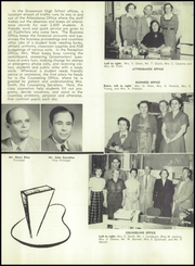 Page 11, 1954 Edition, Grossmont High School - El Recuerdo Yearbook (El Cajon, CA) online yearbook collection