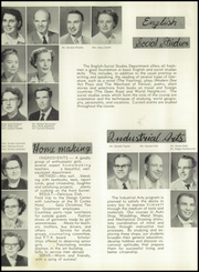 Page 16, 1954 Edition, Grossmont High School - El Recuerdo Yearbook (El Cajon, CA) online yearbook collection