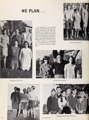 Page 28, 1968 Edition, Grossmont High School - El Recuerdo Yearbook (El Cajon, CA) online yearbook collection