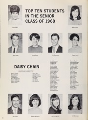 Page 30, 1968 Edition, Grossmont High School - El Recuerdo Yearbook (El Cajon, CA) online yearbook collection