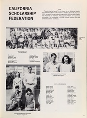 Page 31, 1968 Edition, Grossmont High School - El Recuerdo Yearbook (El Cajon, CA) online yearbook collection