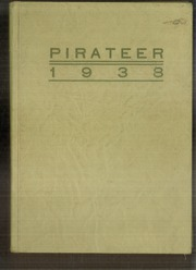 1938 Edition, Oceanside High School - Pirateer Yearbook (Oceanside, CA)