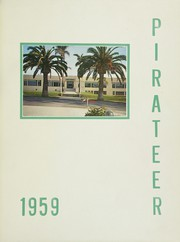 Oceanside High School - Pirateer Yearbook (Oceanside, CA) online yearbook collection, 1959 Edition, Page 1