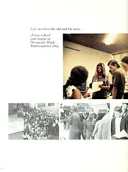 Page 16, 1972 Edition, Oceanside High School - Pirateer Yearbook (Oceanside, CA) online yearbook collection
