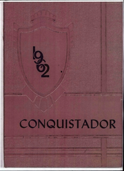 Page 1, 1962 Edition, Sierra Vista High School - Conquistador Yearbook (Baldwin Park, CA) online yearbook collection
