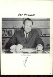 Page 9, 1962 Edition, Sierra Vista High School - Conquistador Yearbook (Baldwin Park, CA) online yearbook collection