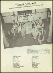 Page 17, 1946 Edition, Montebello High School - Golden Key Yearbook (Montebello, CA) online yearbook collection