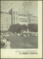 Page 8, 1946 Edition, Montebello High School - Golden Key Yearbook (Montebello, CA) online yearbook collection