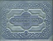 1951 Edition, Montebello High School - Golden Key Yearbook (Montebello, CA)