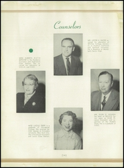 Page 16, 1952 Edition, Montebello High School - Golden Key Yearbook (Montebello, CA) online yearbook collection