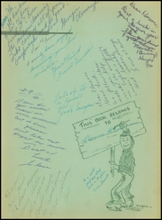 Page 3, 1952 Edition, Montebello High School - Golden Key Yearbook (Montebello, CA) online yearbook collection